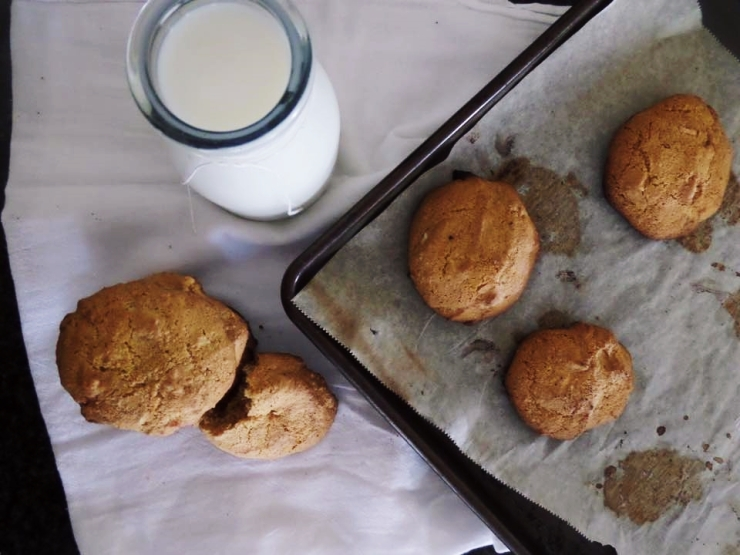 almond cookies 4