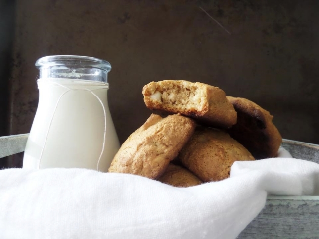 almond cookies2