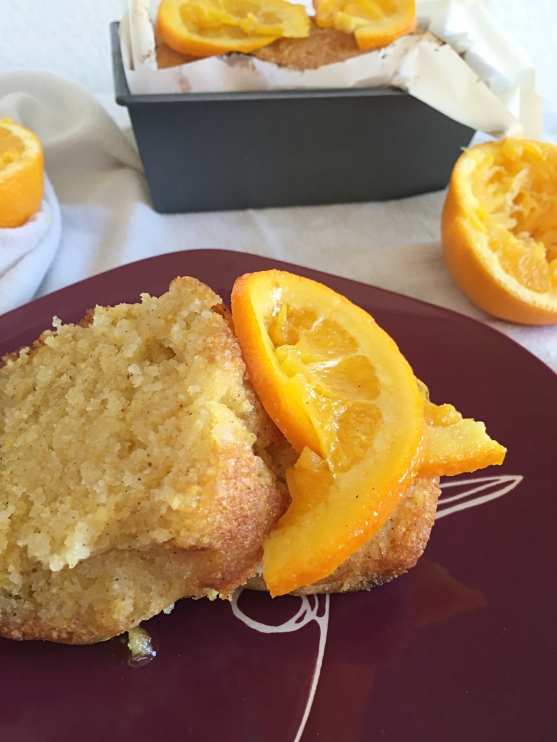 polenta-orange-cake