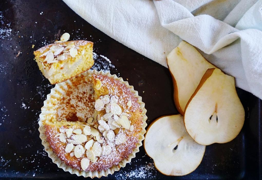pear-almond-pan-cake