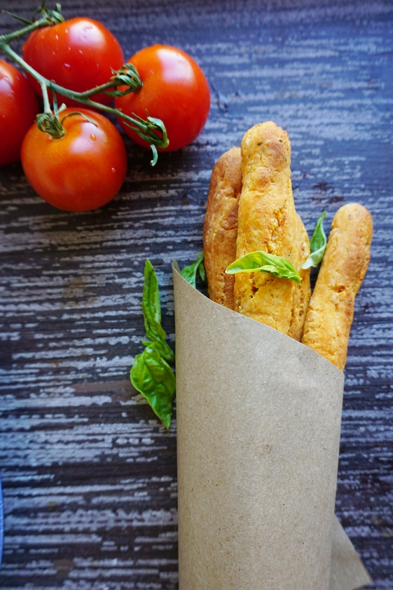 tomato-breadsticks