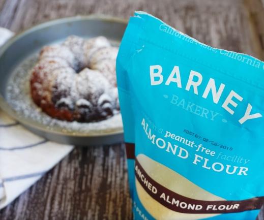 almond flour cake