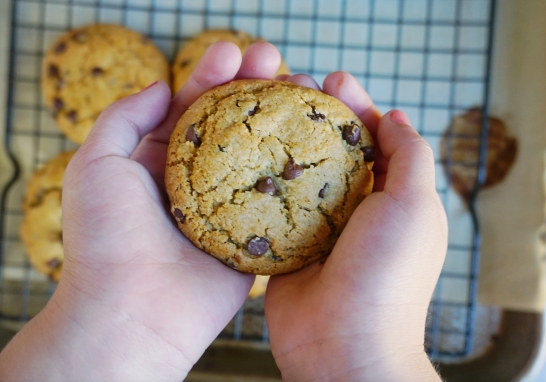 oat choco cookie